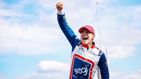 Alex Palou logra su primera victoria en el IndyCar y asombra a todo Estados Unidos