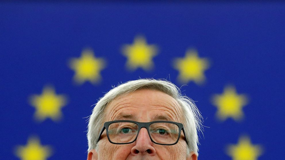 """Juncker: """"Reino Unido saldrá de la UE y lo lamentaremos… Pero ustedes también"""""""