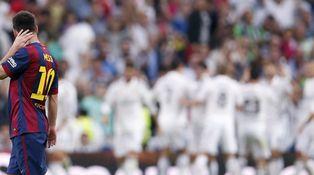 Messi, 'infiltrado' en un Clásico que dejó varias víctimas