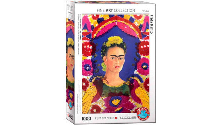 Puzzle Eurographics Frida Kahlo