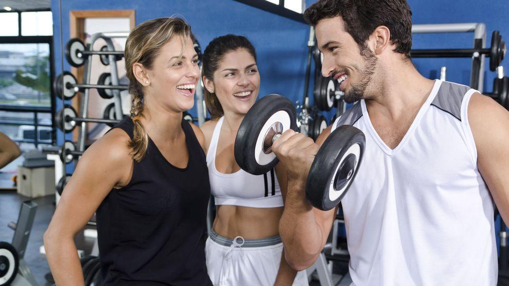 El 25% de la gente que va al gimnasio se acostó con algún compañero