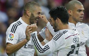 ¿Quién dijo que al Bernabéu no le gusta el toque? Pues no es verdad