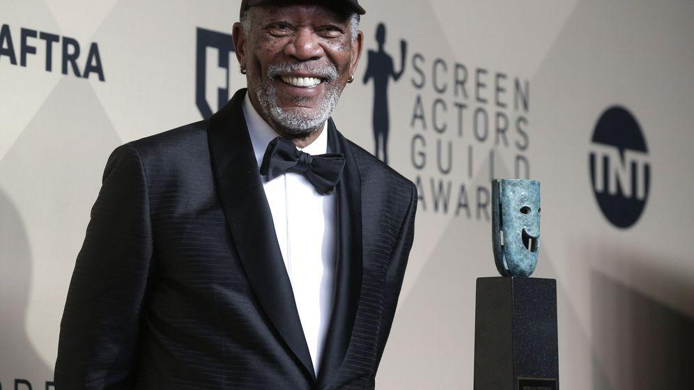 Foto: Morgan Freeman ha sido acusado de acoso sexual.