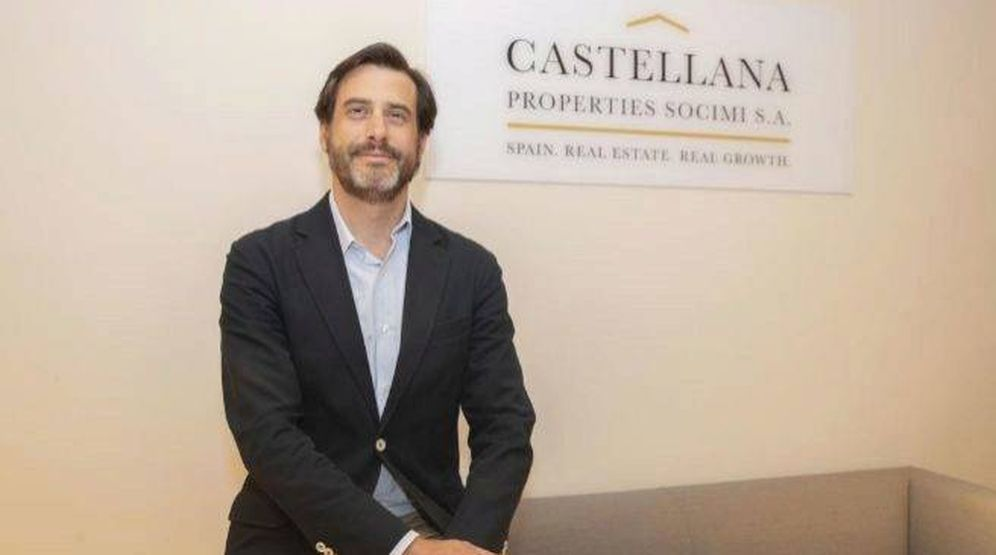 Foto: Alfonso Brunet, CEO de Castellana Properties.