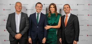 Post de Cindy Crawford, reina de las supermodelos y embajadora de 'marca España' en Londres