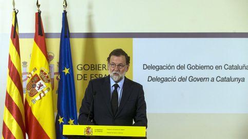 Rajoy, en Barcelona: A los terroristas se les vence con unidad institucional