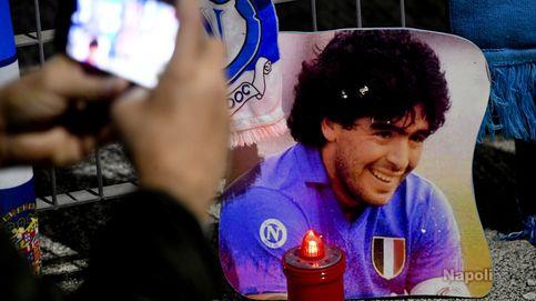 El Nápoles pondrá el nombre de Maradona a su estadio, el San Paolo