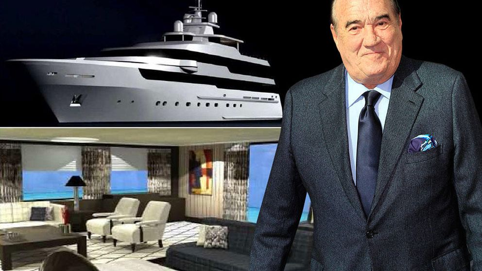 El yate que rechazó Fernández Tapias busca comprador por 36 millones