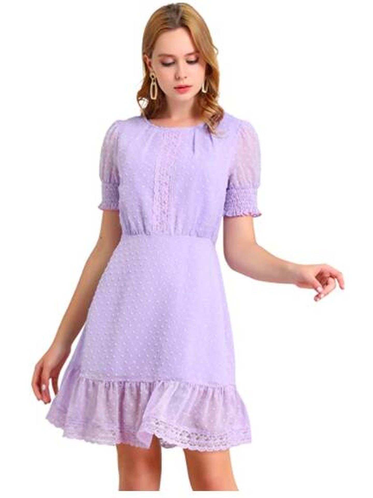 Vestido de Allegra K. (Cortesía)