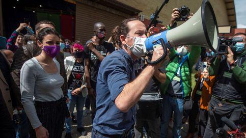 El escándalo por la detención de los escoltas de Podemos cierra la campaña más bronca