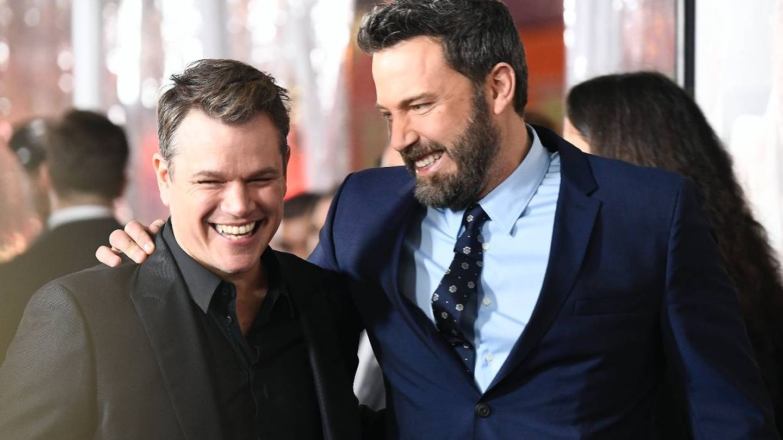 Matt & Ben. (Getty)