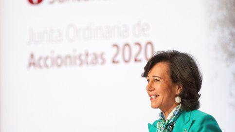 Santander rebaja el ERE a 3.572 salidas y sube reubicaciones a 1.500 en su propuesta final