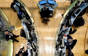 Un dato, un rumor y una excusa: lo que necesita el mercado para vender