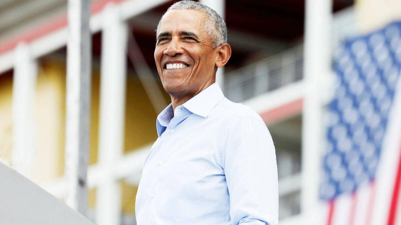 El expresidente de EEUU Barack Obama. (Reuters)