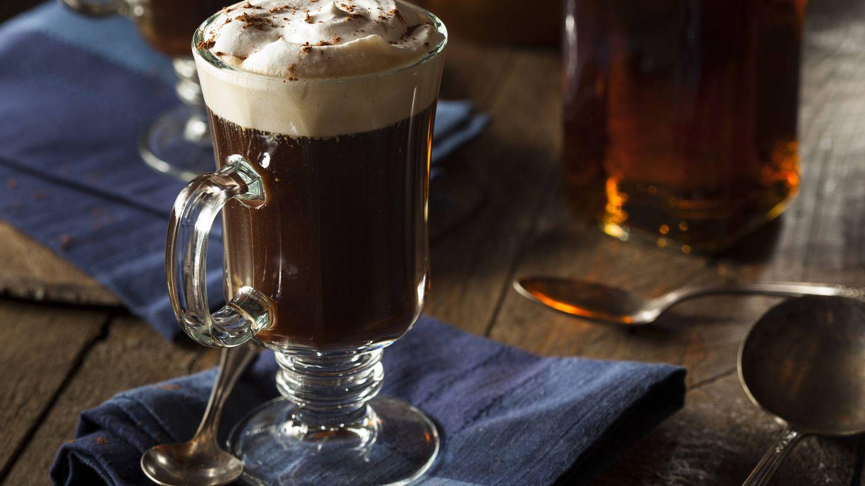 Café irlandés. (iStock)