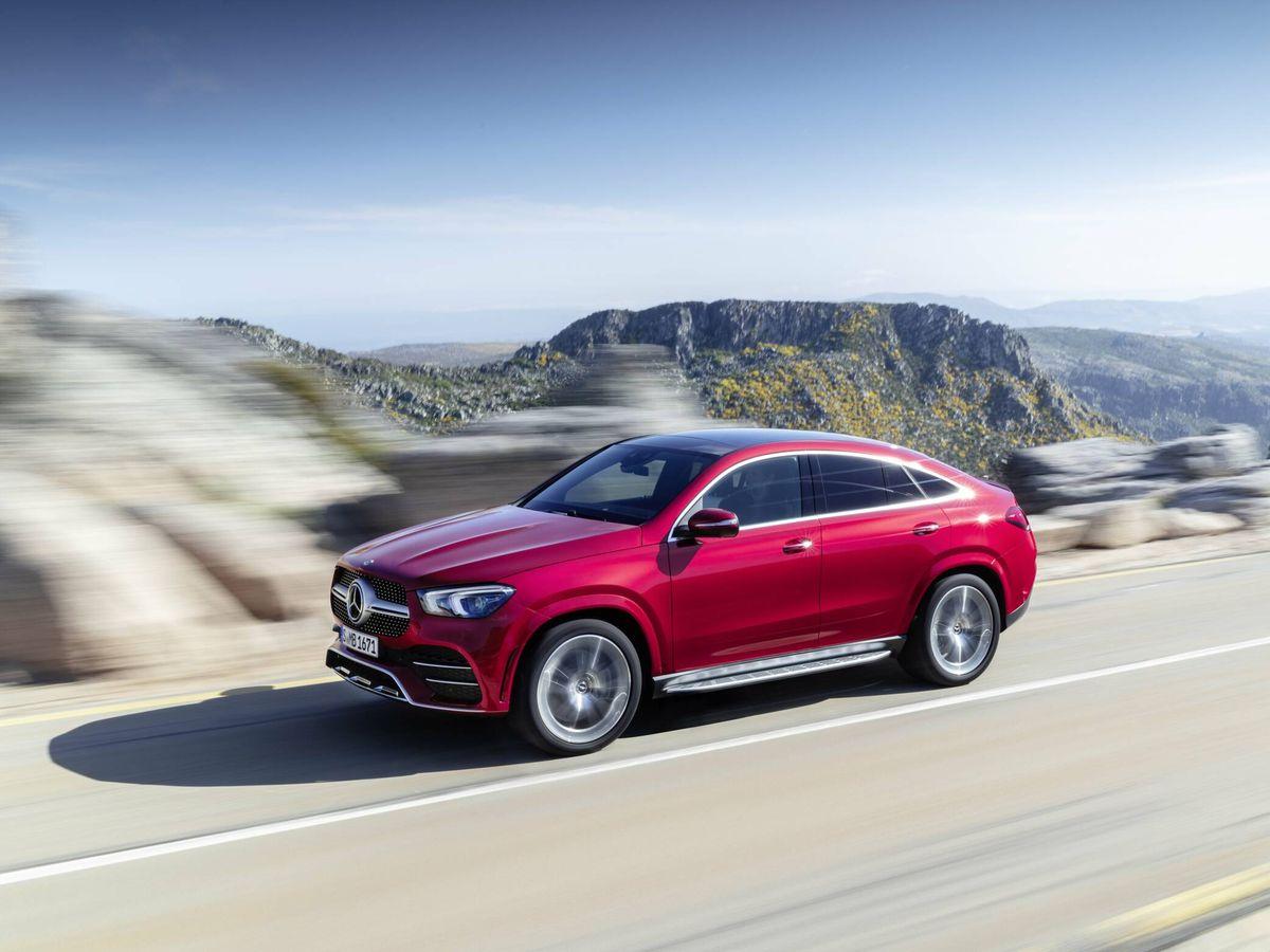 Foto: El Mercedes GLE 350 de 4Matic Coupe homologa un consumo medio WLTP de 0,7 l/100 km, pero en la práctica, según sea el trayecto, podemos gastar aún menos.