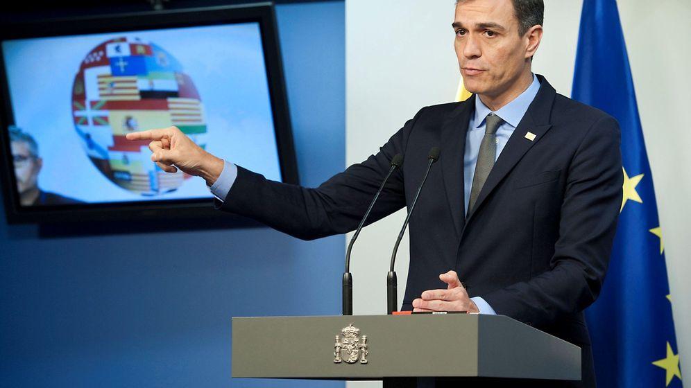 Foto: El presidente del Gobierno, Pedro Sánchez (Efe)