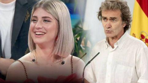 Fernando Simón llega a 'OT 2020': Samantha se declara su fan incondicional