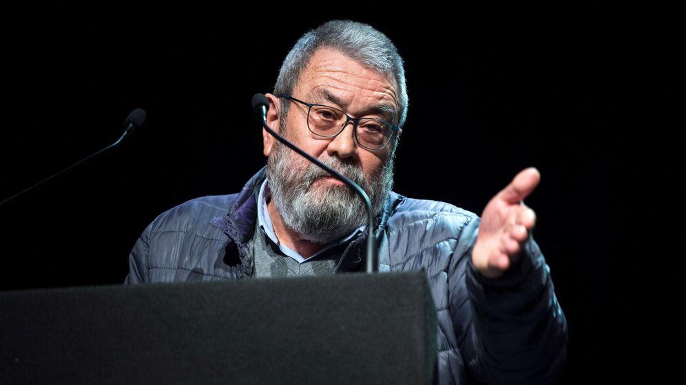 Foto: El exsecretario general de UGT Cándido Méndez. (EFE)