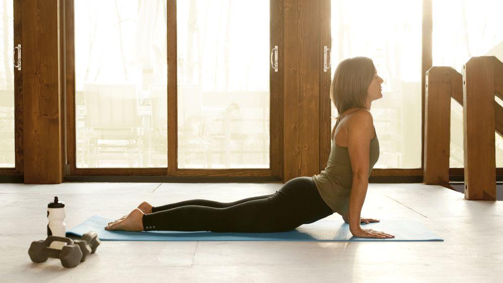 Foto: Es posible practicar ejercicios aeróbicos sin salir de casa. (iStock)