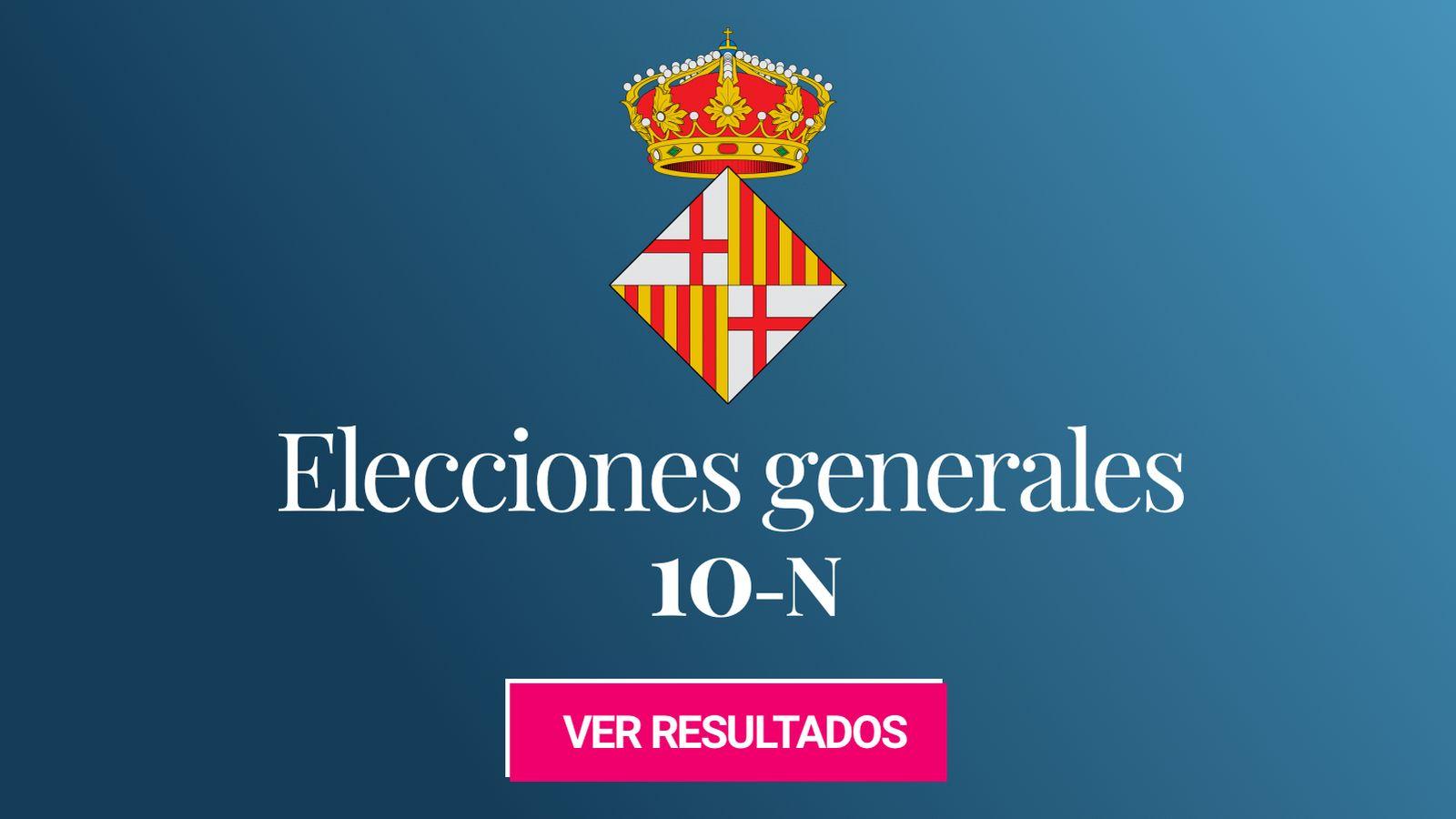 Foto: Elecciones generales 2019 en Barcelona. (C.C./EC)