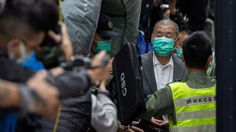 El magnate hongkonés Lai seguirá en prisión por confabulación con fuerzas extranjeras