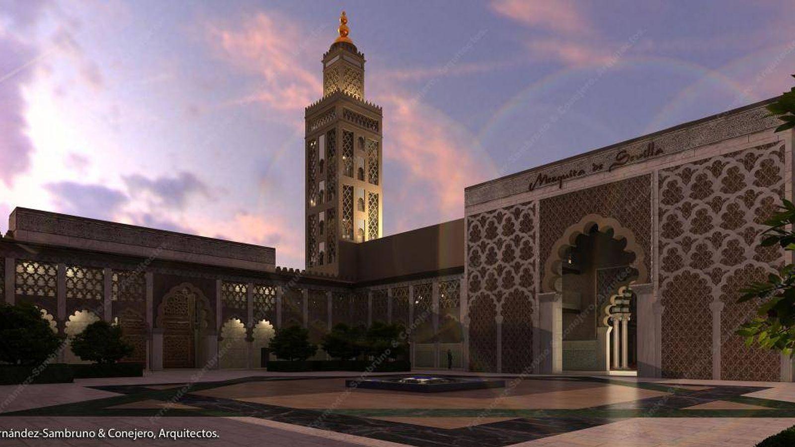 Noticias de andaluc a la gran mezquita de sevilla un - Empresas de construccion en sevilla ...