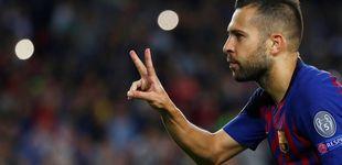 Post de Carta para Luis Enrique: Jordi Alba, el mejor lateral izquierdo del mundo