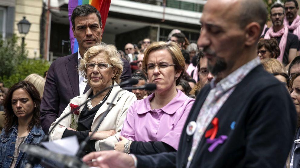 Sánchez acerca posturas con Ahora Madrid por si entran en el Gobierno