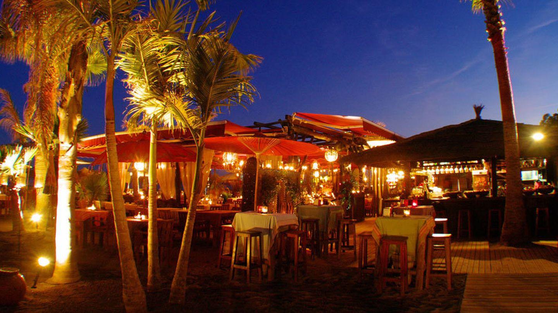 El restaurante 'Trocadero'