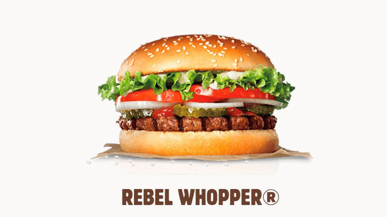 Burger King pone a la venta en España su primera hamburguesa vegetariana