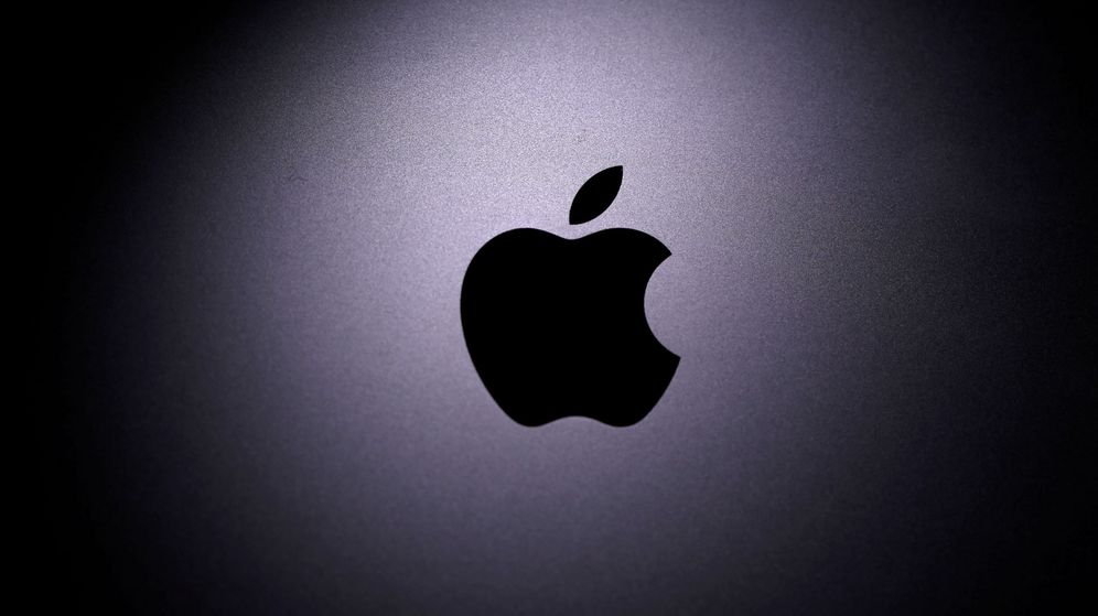 Foto: Logo de Apple. (Reuters)