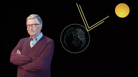 Geoingeniería climática: del 'control del sol' de Bill Gates a la mineralización del CO2 en Islandia.