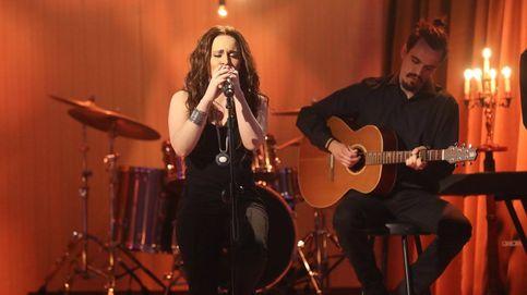 'Malú' se hace un Manel Navarro y las redes piden su 'gallo' para Eurovisión