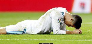 Post de El agobio del Bernabéu ahoga al Madrid en su propio charco y se aleja del liderato