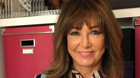 Ana Rosa Quintana se oscurece el cabello como la reina Letizia