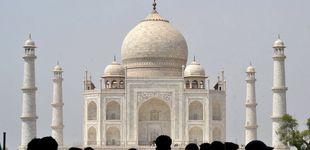 Post de El Taj Majal multiplica por cinco el precio de su entrada (y estos son los motivos)