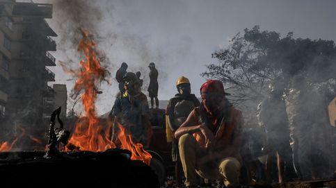 Protestas antigubernamentales en Venezuela