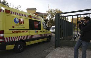 Ingresa en el Carlos III la médico cooperante con riesgo de ébola