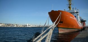 Post de El 'Aquarius', obligado a dejar de operar en el mar: