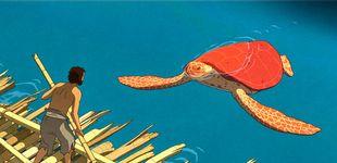 Post de 'La tortuga roja', una de las experiencias más hechizantes del cine actual