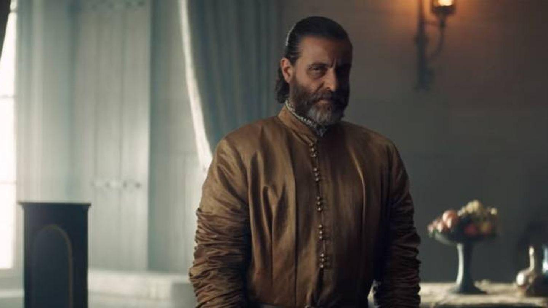 Adam Levy es Myszowor en 'The Witcher'. (Netflix)