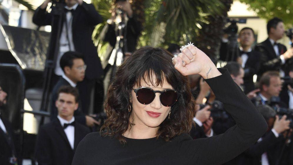 Foto: Asia Argento, en el último Festival de Cannes. (Gtres)