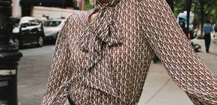 Post de El vestido de invitada de boda ideal para otoño está en Zara y te lo pondrás muchas veces