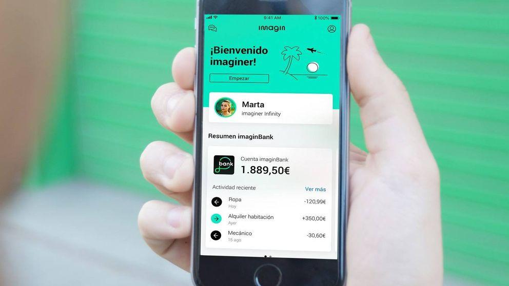CaixaBank relanza su banco móvil para captar 1,4 millones de clientes jóvenes