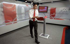 El PSOE convoca las primarias para las municipales en octubre