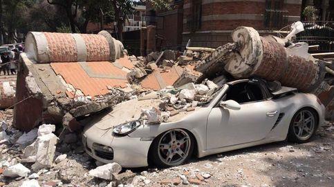 Un fuerte terremoto sacude la capital de México y deja al menos 7 muertos