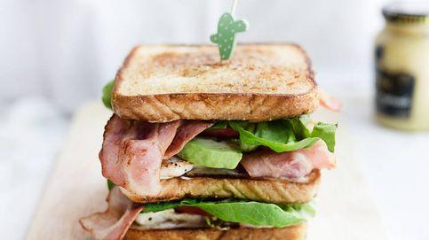 Club Sándwich o cómo bordar el emparedado más famoso