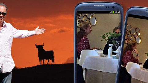 Bertín Osborne y sus amistades al más alto nivel: almuerzo 'secreto' con la infanta Elena