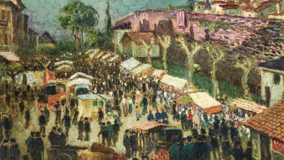 Sotheby's subasta arte español